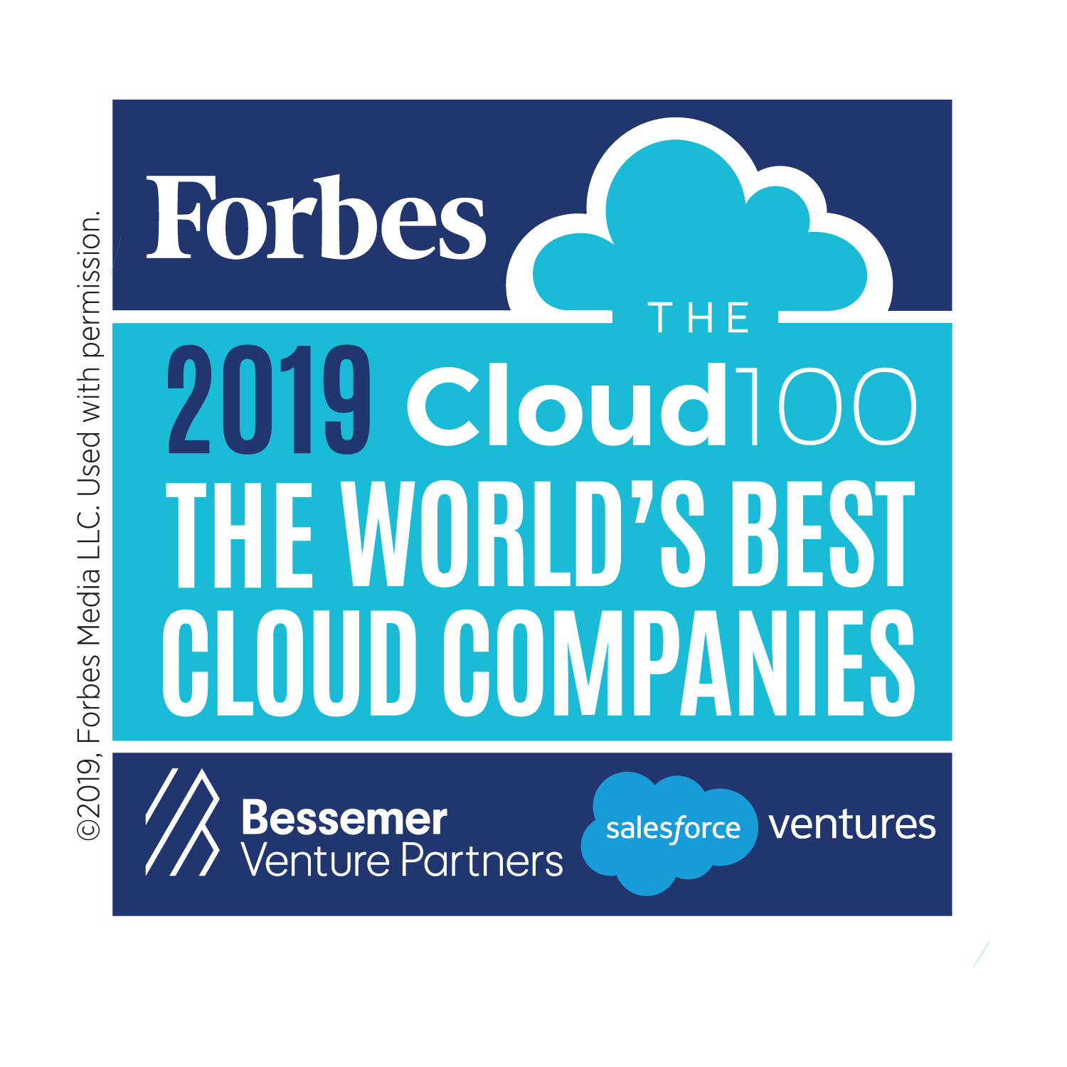 Forbes Cloud 2019