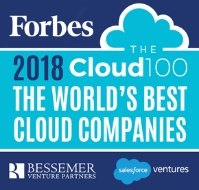 Forbes 2018 - The World's Best Cloud Companies