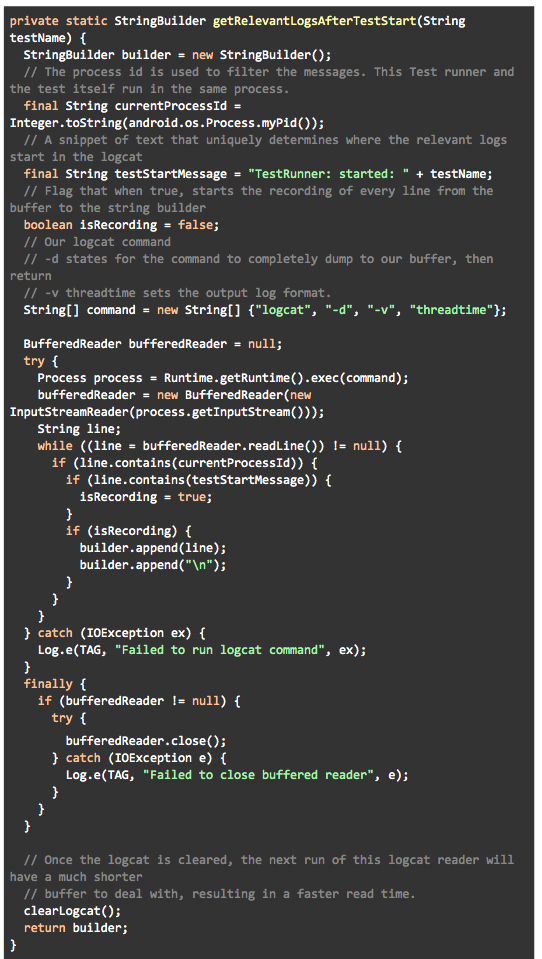 Logcat and JUnit: An Unstoppable Combination for Android Tests | Braze